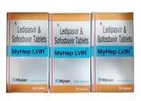 Ledipasvir Sofosbuvir Mylan India