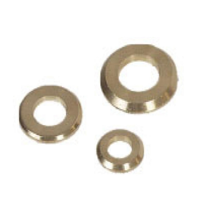 Brass Chamfered Washers