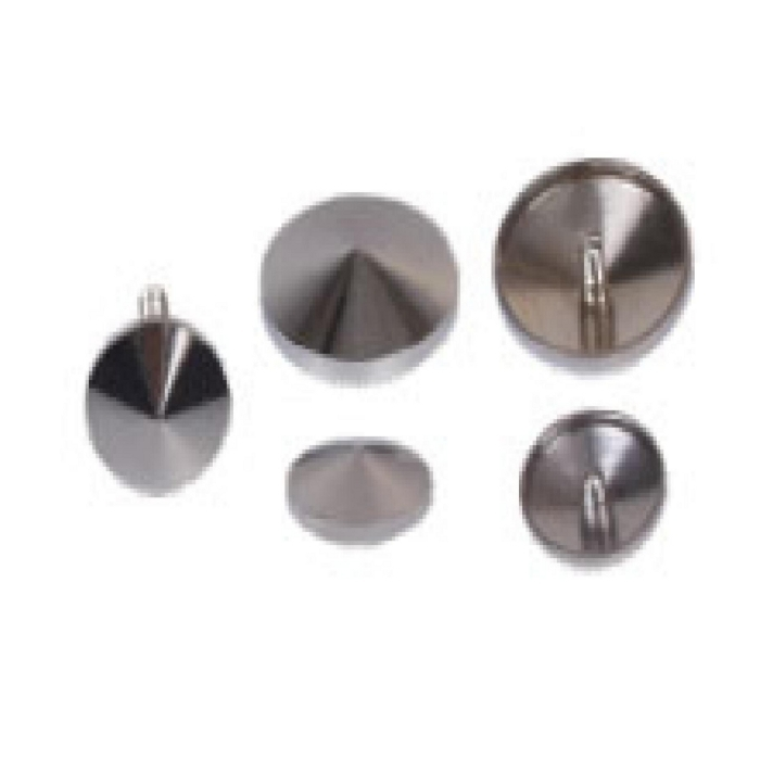 Mirror Screw and Cap Conical