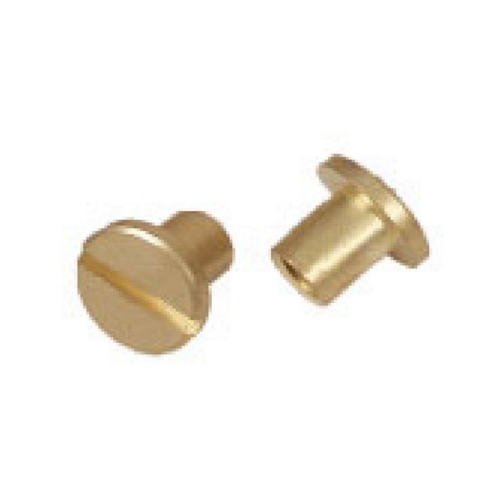 Brass File Screw Cap