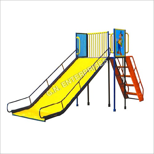 Wide Slide & Ladder