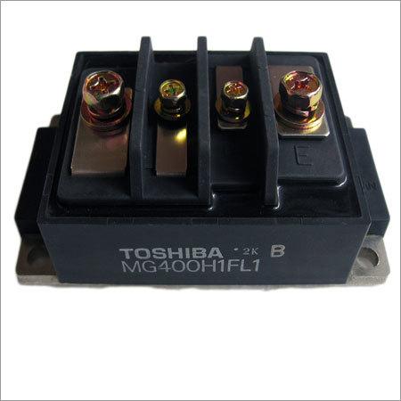 TOSHIBA RF Transistor mg400h1fl1