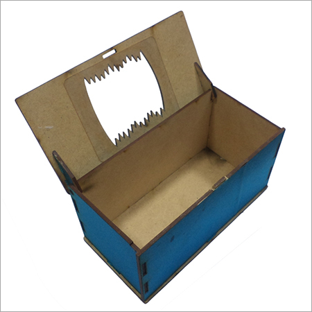 Material  mdf wood ,used as jewellery box