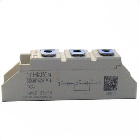 Semikron Thyristor Module SKKD26/16