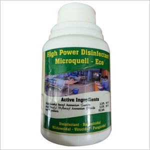 Microquell Eco - (High Power Disinfectant)