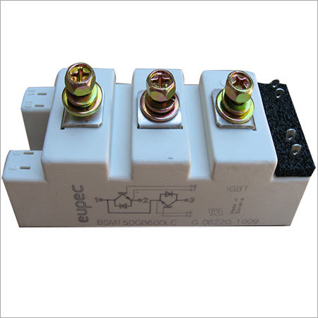 Power IGBT Module BSM150GB60DLC
