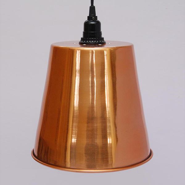 Aluminum Vintage Lamp