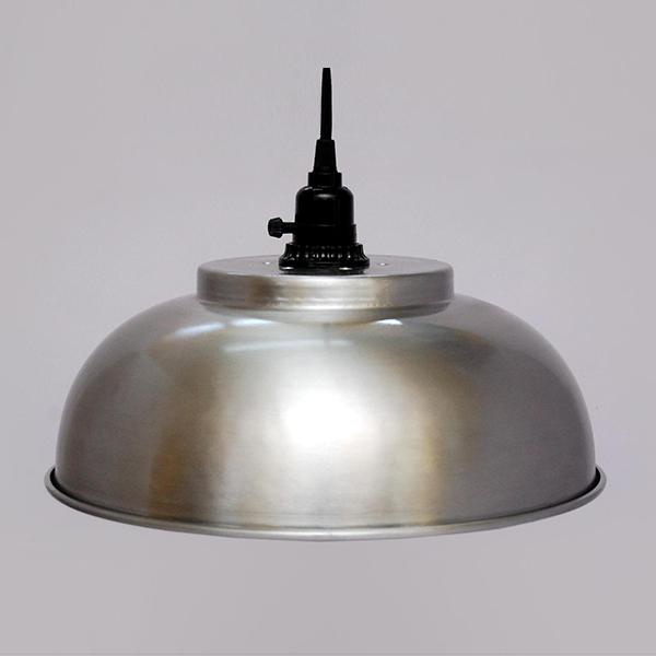 Cast Aluminium Lamp