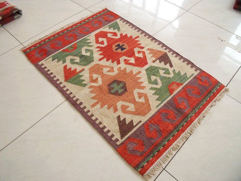 Indian Rug Tapestry