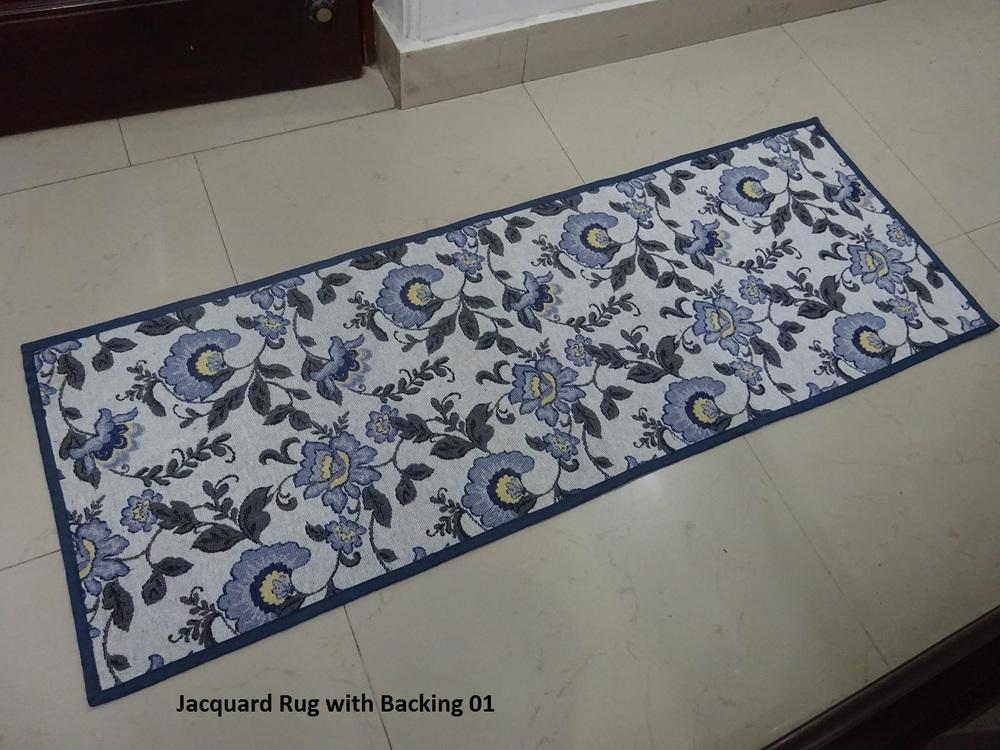 Wool Tapestry Rug