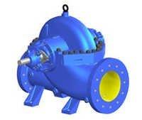 SCT Axially Split Case Pumps