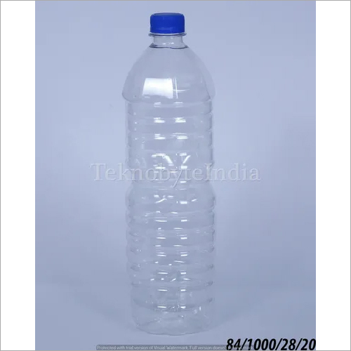 MINERAL WATER -PLASTIC BOTTLE