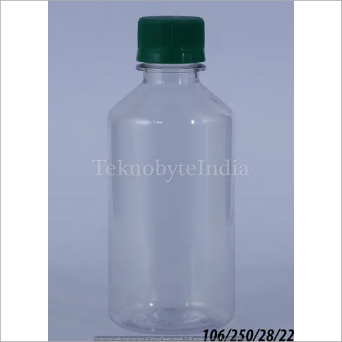 Plastic Bottles for Pharmaceutical Products