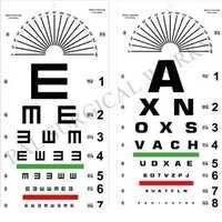 Eye Charts, Premium