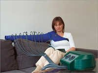 Post Mastectomy Lymphedema Treatment Machine