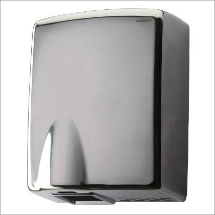 S. S. Single Blower Hand Dryer (Mirror Finish)