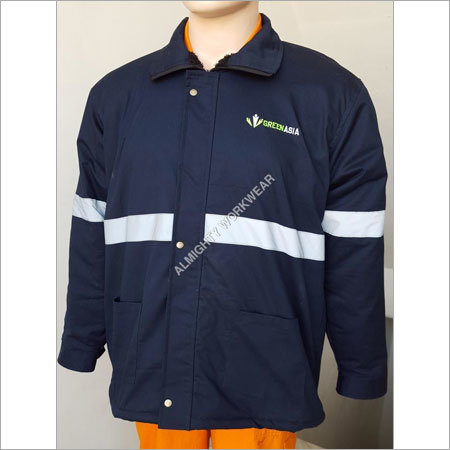 Silver Reflector- Security Jacket