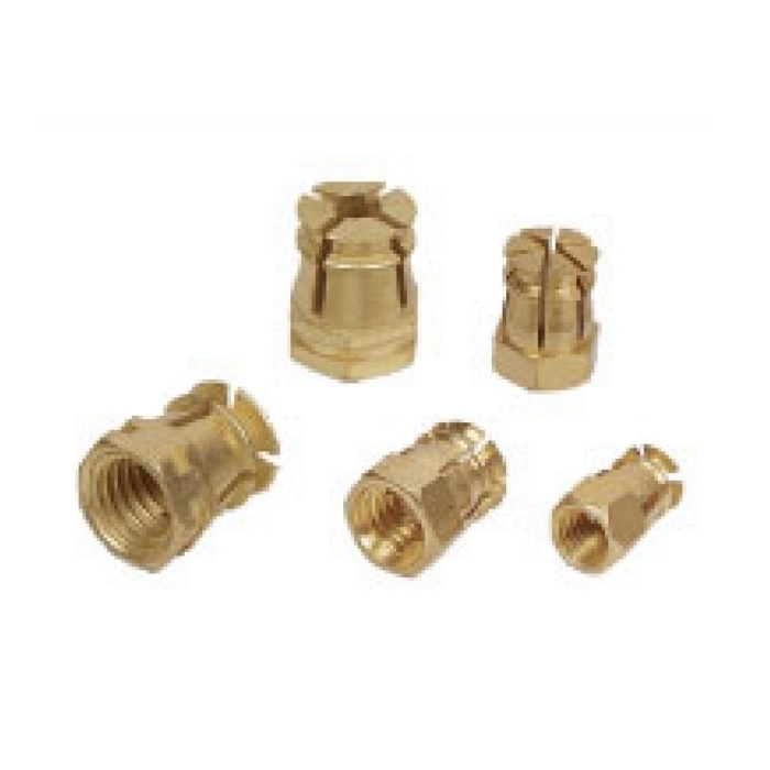 Brass Hex Anchor / Socket