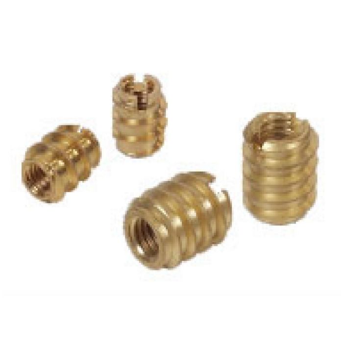 Brass Vermi Thread Inserts