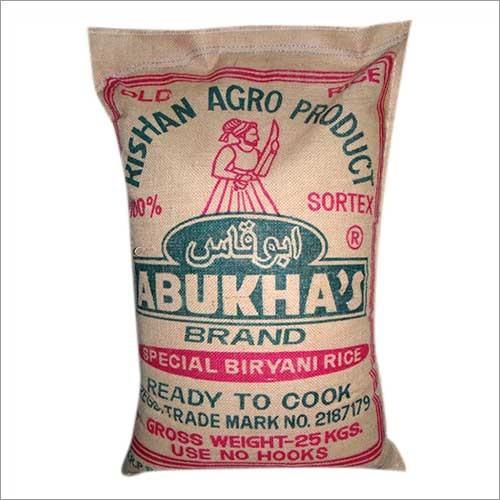 Abukha's Biryani Rice 25 kg