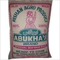 Abukha's 50Kg Khas Rice