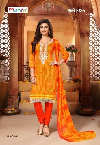 Unstitched Salwar Suits
