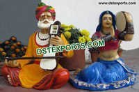 Rajasthani Wedding Statue