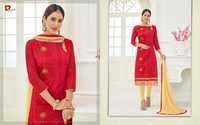 Unstitched Salwar Kameez Fabric