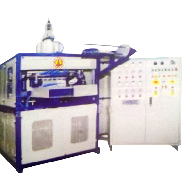 Automatic Disposable Glass Machine
