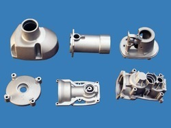 Aluminum Die Casting of Motorcycle Spare Parts