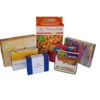 Printed Sweet Packaging Boxes