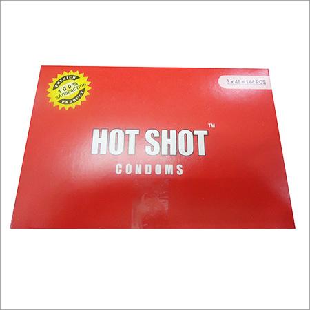 Hot Shot Condoms