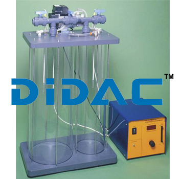 Expansion Processes of Perfect Gas Apparatus