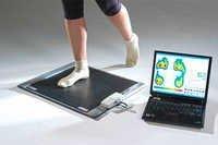 Foot Pressure Plate Scanner