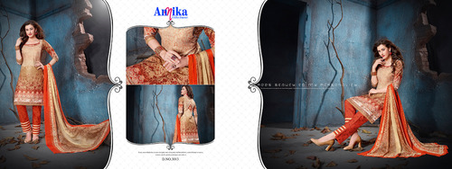 Indian Ladies Dress Material