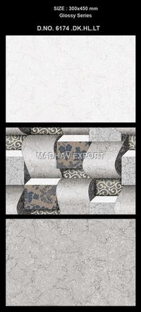 300 * 450 MM Digital Wall Tiles
