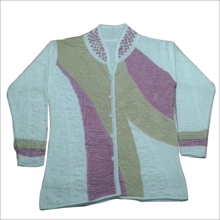 Ladies Fancy Sweater