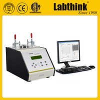 Air Permeability Testing Instrument for Leathers, Fabrics, Textiles