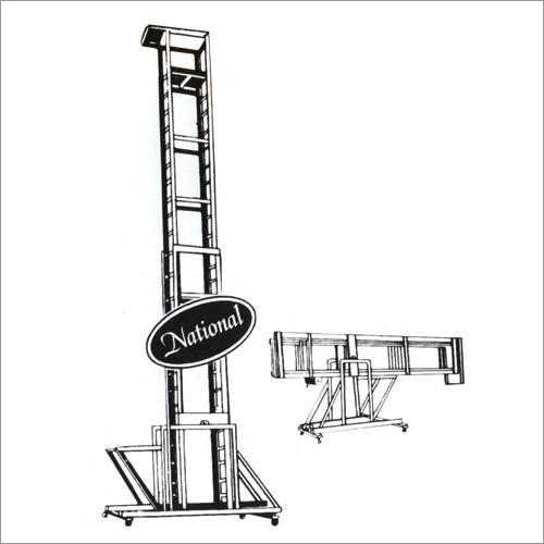 Aluminium Tower Extension Cum Tiltable Ladder