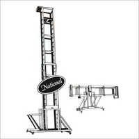 Aluminium Tower Extension Cum Tiltable Ladder