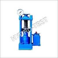 Hydraulic Testing Machinery