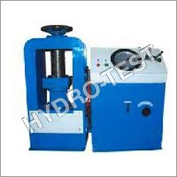 Digital Concrete Testing Machine