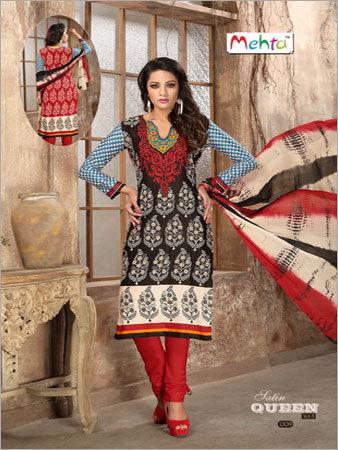 Indian Ladies Dress Material