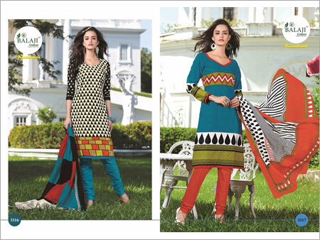 Balaji Cotton Dress Material