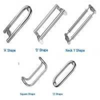 Stainless Steel Handles