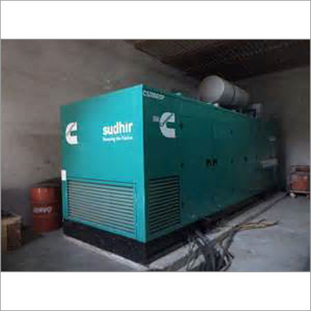 Used Diesel Generators Set