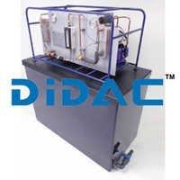 Vapour Compression Refrigeration Unit