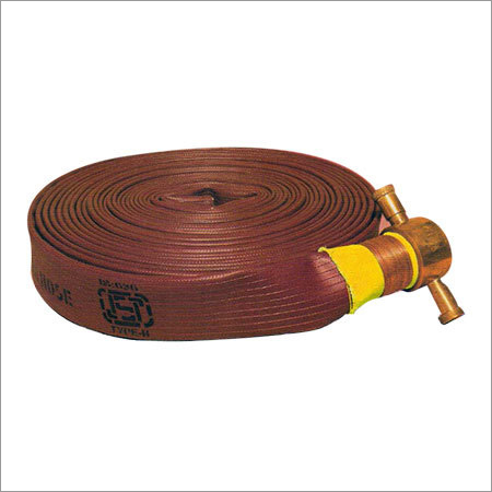 Three Layered NBR/PVC Fire Fighting Hoses