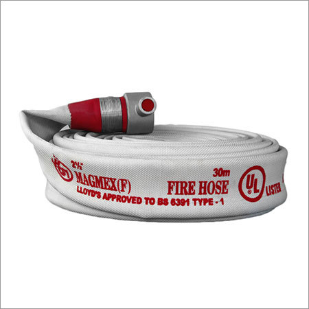 Magmex(F) Fire Fighting Hoses