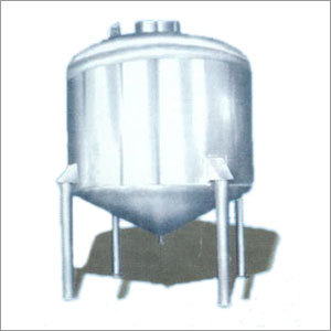 Tank and Filling System